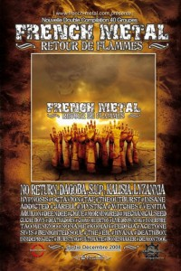 "Compilation French Metal #7 ""Retour de Flammes"""